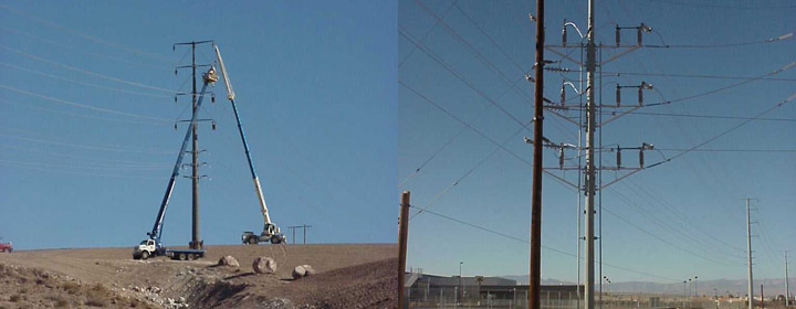 Steel Poles Las Vegas